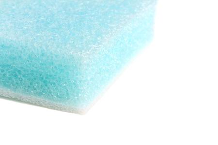 블루 포장 폼 더블 레이어 스톡 콘텐츠