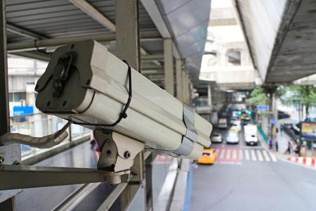 교통 감시 용 CCTV 카메라