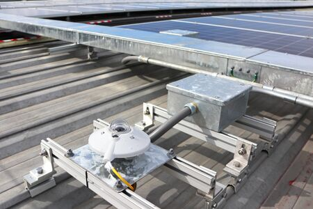 Pyranometer of Solar Rooftop System