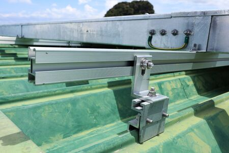 Roof Mounting Kits Clamp Type Supporting Electrical Wireway