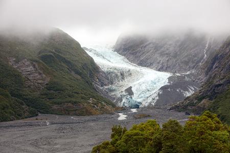 fox glacier: Fox Glacier West Coast South Island New Zealand