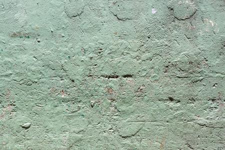 harsh: Background of  green concrete wall under harsh sunlight