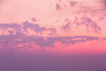 colorful cloudscape: Cloudscape with Colorful morning sky before sunrise