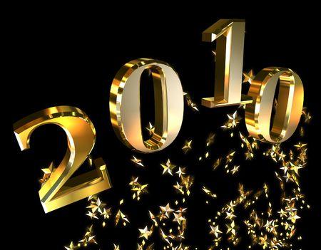 2010 new year