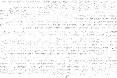 Vague typewriter script meant as background Stock fotó