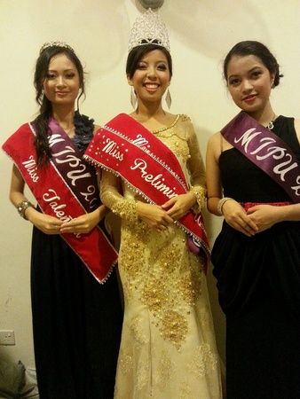 preliminary: Miss preliminary unimas Stock Photo