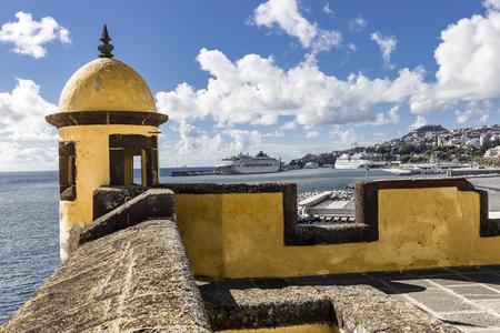 Forte de Sao Tiago - Funchal Madeira