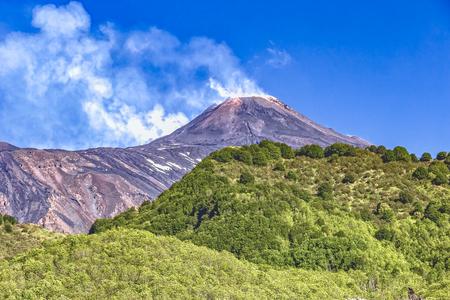 Zafferana Etnea - Volcano Etna in Sicily