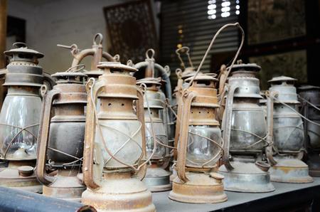 kerosene lamp: Republic of China kerosene lamp