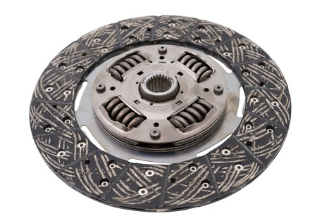 driven: a single dry clutch driven plate, auto spare part