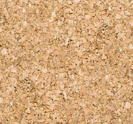 chipboard: texture of cork oak