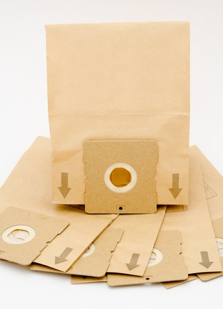 replaceable: new paper dust bags for vacuum cleaners