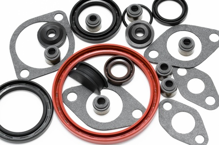 spare car: some new gaskets for car motor engines