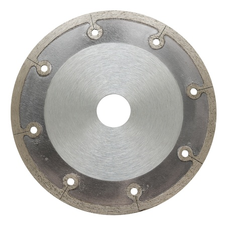 abrasive disc for metal cutting for eccentric instruments, isolated Stock Photo - 19382721