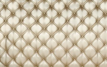 opalesce: elegant golden upholstery Stock Photo