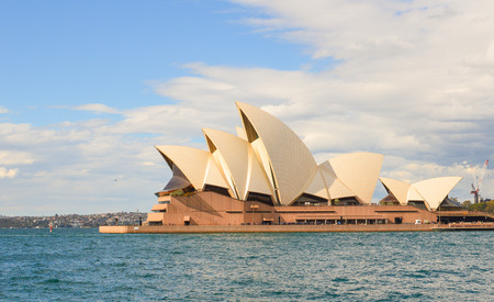 Opera House , Landmark of Sydney