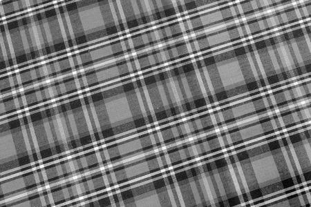 scott: Scott pattern style in black and white Stock Photo