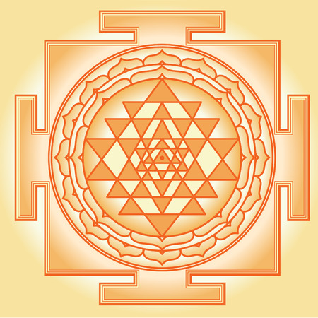 sanskrit: Shri Chakra Yantra