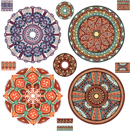 round: Round Ornament Patterns