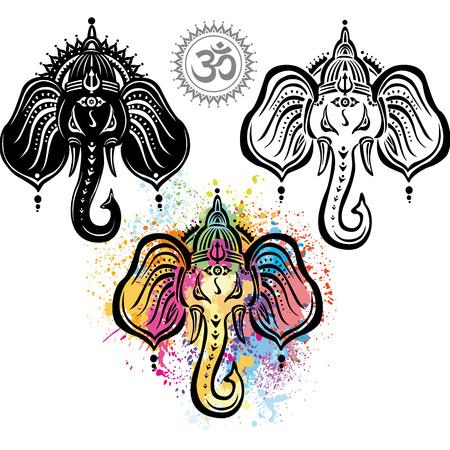 kundalini: Lord Ganesha set