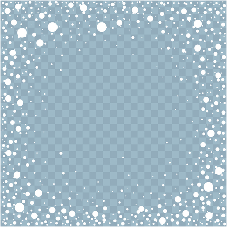 Frame from Falling Snow Effect
