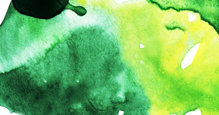 Banner with Hand painted watercolor abstract texture background Banque d'images - 123421678
