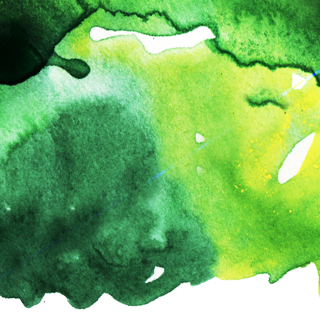 Banner with Hand painted watercolor abstract texture background Banque d'images - 123421679