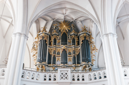 catolic: Baroque church in Berlin Editoriali