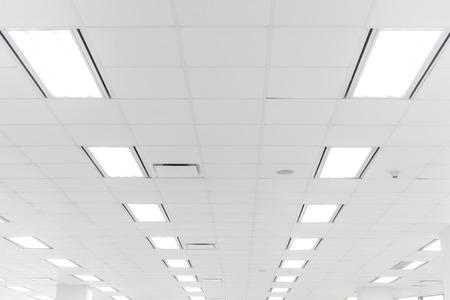 미래의 사무실 천장 스톡 콘텐츠