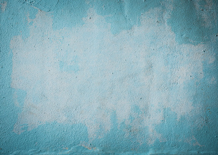 hormig�n: Blue concrete wall texture grunge style