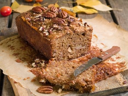 Walnut: Bánh Nuts và mật ong, tập trung chọn lọc