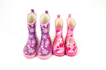 paire de bottes petit
