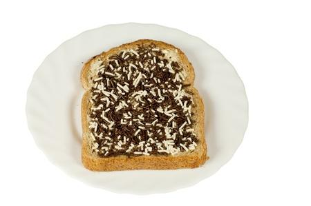 tranche de pain avec Nutrifer