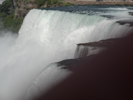 Niagara valt de VS