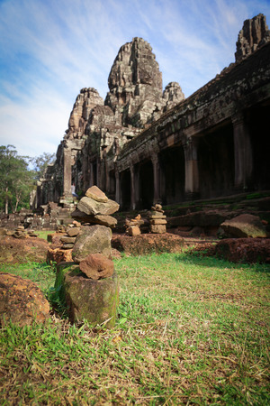 Picture of Ancient ruins in Angkor Wat, Cambodia