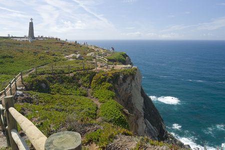 roca: cabo da Roca (Cape Roca), Portugal