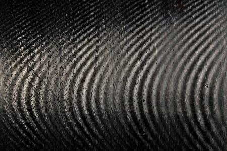 disk jockey: old black vinyl gramophone record, texture closeup, macro
