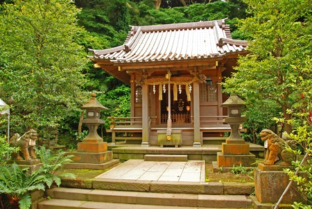 enoshima: This is a public shrine in Japan on Enoshima Island