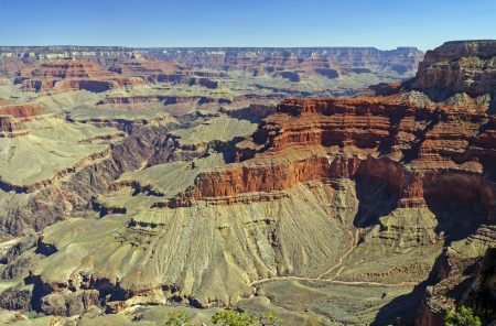 pima: Grand Canyon Formations from Pima Point