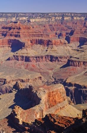 hopi: Grand Canyon vista da Hopi Point Archivio Fotografico