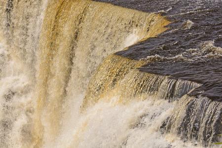 brink: Dramatic Water at the Brink of Kakabeka Falls