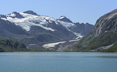 southwestern: Southwestern Glacier in the Alaskan Wilds of Kenai Fjords National Park