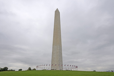 washington monument: The Washington Monument on the National Mall in Washington, DC