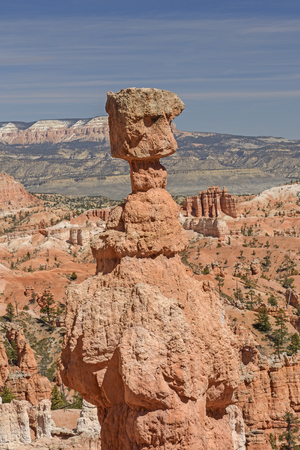 Thors Hammer in Bryce Canyon National Park in Utah