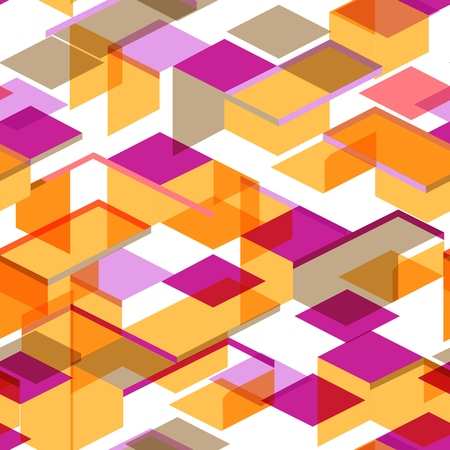 Tendy illustration backgrounds, seamless pattern with abstract shapes, art for covers, banners, flyers and posters.