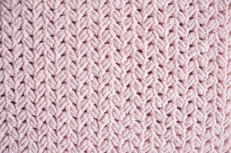Soft pink plaid texture Stok Fotoğraf