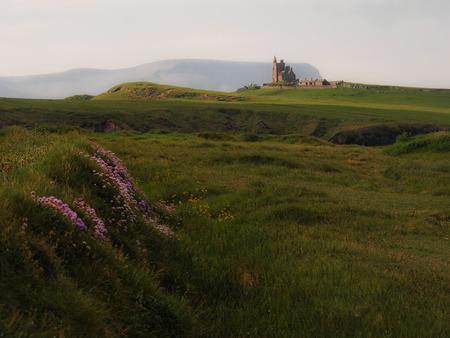 sligo: Mullaghmore, Sligo, Classiebawn Castle.