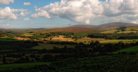 somewhere: somewhere in Wicklow mountains