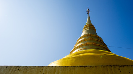 dhamma: gold pagoda
