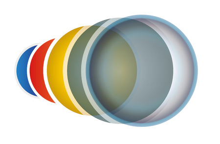 amplify: Vision - Abstract - Vision Illustration